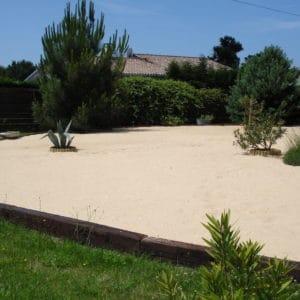 Jardin de sable
