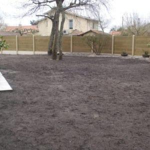 Un jardin en devenir
