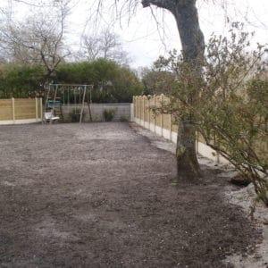 Un nouveau jardin